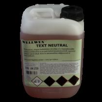 Wellwex Text Neutral kárpittisztító koncentrátum