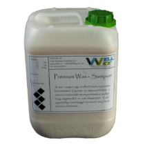 Wellwex Prémium Wax autósampon koncentrátum