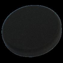 Wellwex extra puha, fekete polírszivacs - 170 x 30 mm