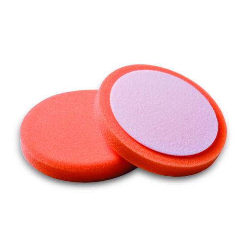 Roberlo kemény, narancssárga polírszivacs - 150 mm