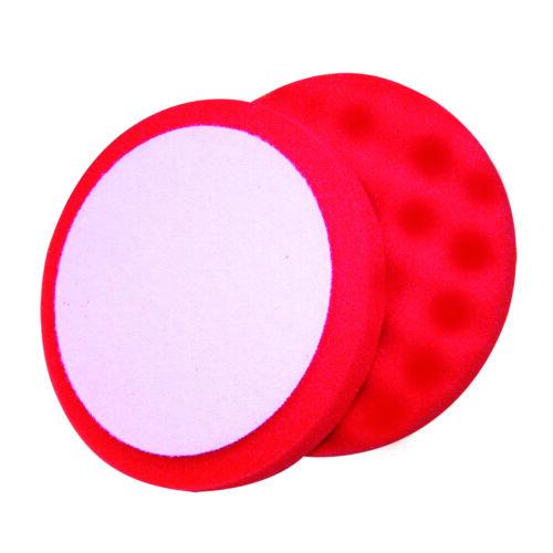 Roberlo puha, piros polírszivacs - 150 mm