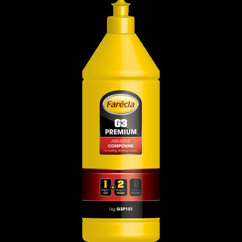 Farecla G3 Premium 1+2 prémium polírpaszta - 1 kg