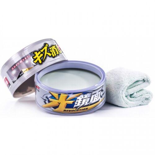 SOFT99 NEW SCRATCH CLEAR karcfeltöltő wax - 200 g