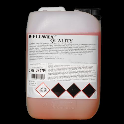 Wellwex Quality tisztítószer koncentrátum