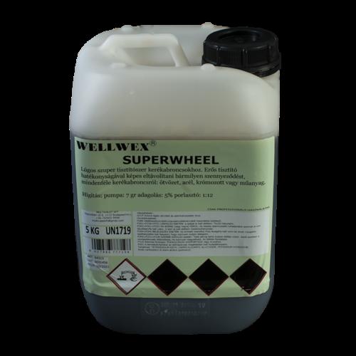 Wellwex Superwheel lúgos felnitisztító koncentrátum