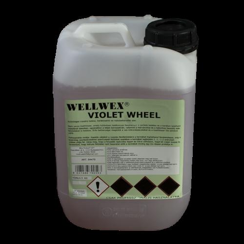 Wellwex Violet Wheel PH semleges felnitisztító koncentrátum