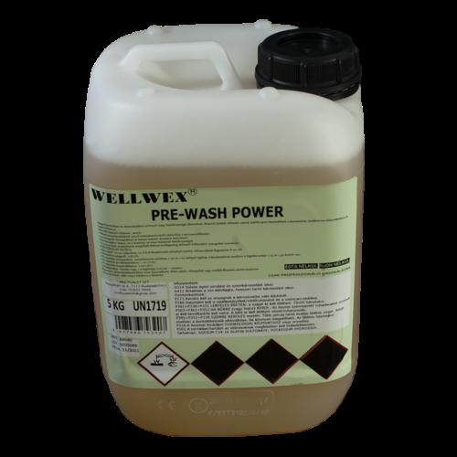 Wellwex Pre-wash Power előmosó koncentrátum