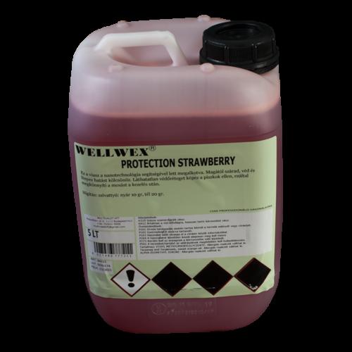 Wellwex Protection Strawberry folyékony viasz koncentrátum
