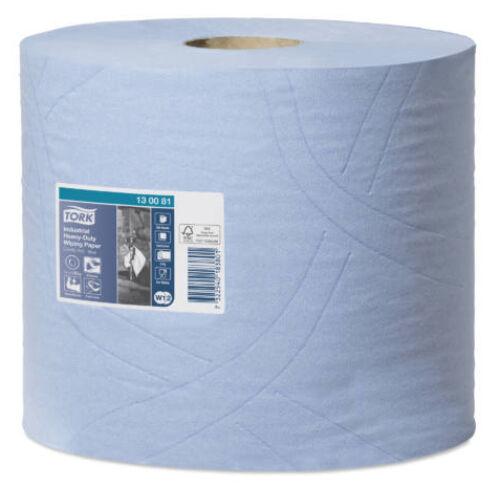 Tork Blue 2 rétegű, 1000 lapos ipari törlőpapír