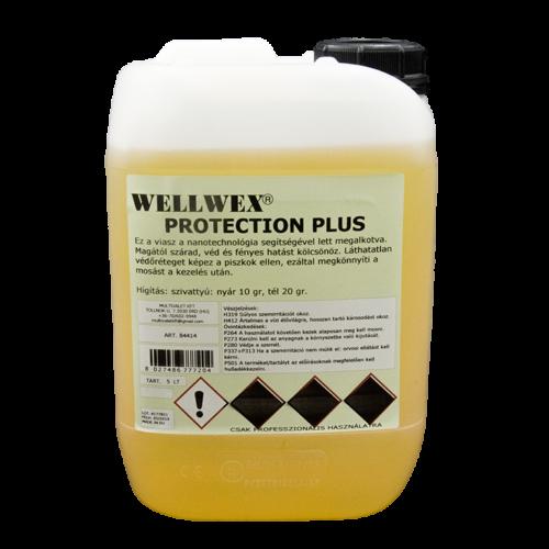 Wellwex Protection Plus folyékony viasz koncentrátum