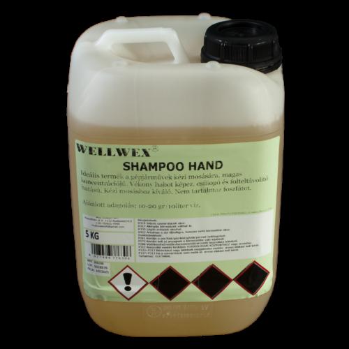 Wellwex Shampoo Hand autósampon koncentrátum