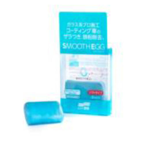 SOFT99 SMOOTH EGG CLAY BAR tisztító gyurma - 100 g
