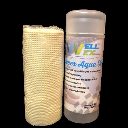 Wellwex Aqua Tex szárítókendő