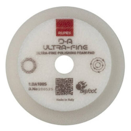 Rupes DA ULTRAFINE fehér polírszivacs
