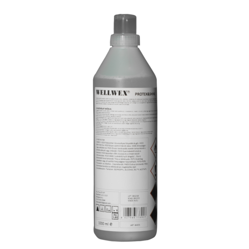 Wellwex Protex & Shine védő- és polírozószer